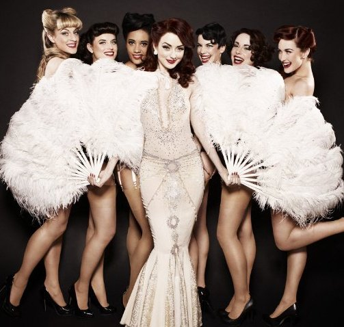 Burlesque Comes To The West End