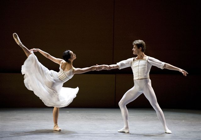 American ballet theatre in london now booking for Antony tudor jardin aux lilas