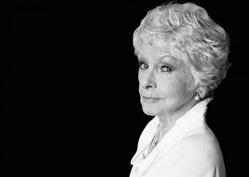 Elaine Stritch 500x356 At 88, Elaine Stritch bows out for good