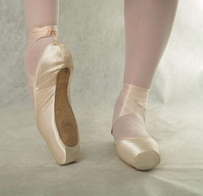 Russian pointe is pleased