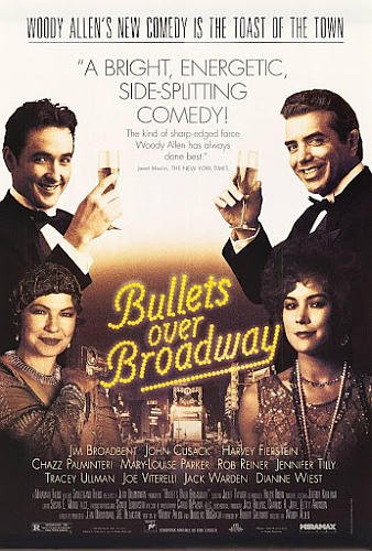 Woody Allen adapts Bullets Over Broadway for a new Broadway musical