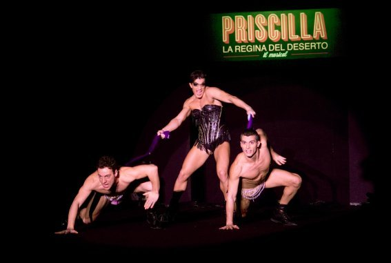 Priscilla the Musical gives the Milan catwalks an added dash of kitsch