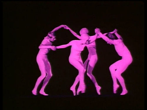First Youtube videos of Goleizovsky's ballet 'Scriabiniana' filmed in 1972 with Maximova and Bolshoi dancers
