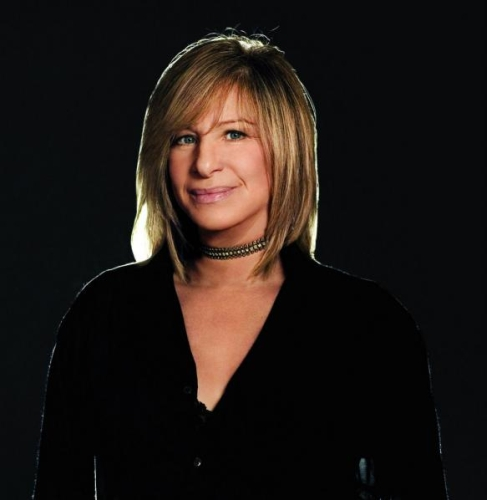 Barbra Streisand's 50 years with Columbia Records continues with 12 DVD set