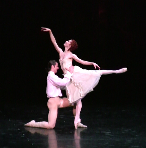 New YouTube video: Manon, Act 1, the bedroom pas de deux with Sylvie Guillem and Massimo Murru