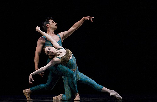 The all-embracing San Francisco Ballet brings its eclecticism and passion to London