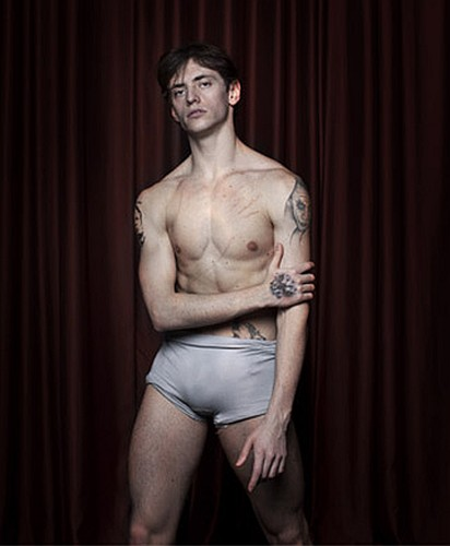 sergei polunin3 The Houdini of dance: Sergei Polunin disappears again