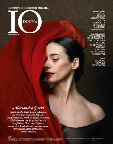 Alessandra Ferri - Io Donna