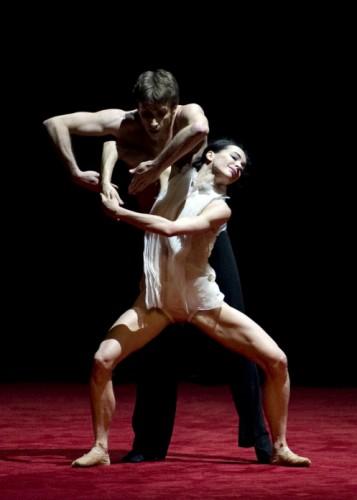 Diana Vishneva & Andrey Merkuriev in Subject to Change