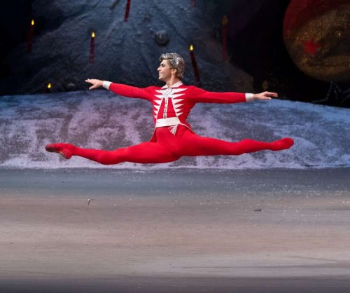 Tsiskaridze Nutcracker by Mikhail Logvinov (Bolshoi Theatre)