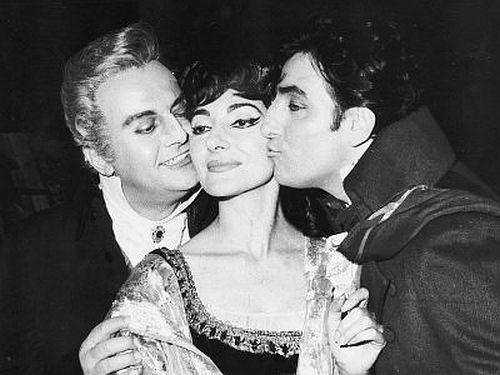 Maria Callas - Tito Gobbi - Giacomo Puccini: Szenenfolge Aus Tosca