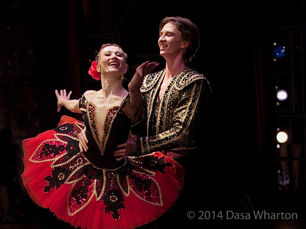 Daria Klimentová's farewell to Prague in photos and words