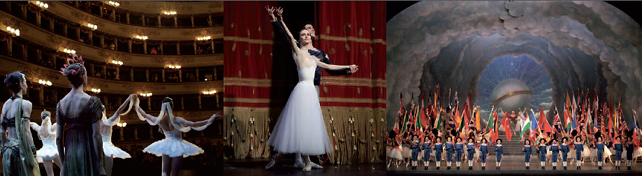 La Scala complete Ballet casts and dates: 2014 — 2015