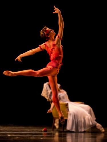 Vadim Muntagirov in Le spectre de la rose