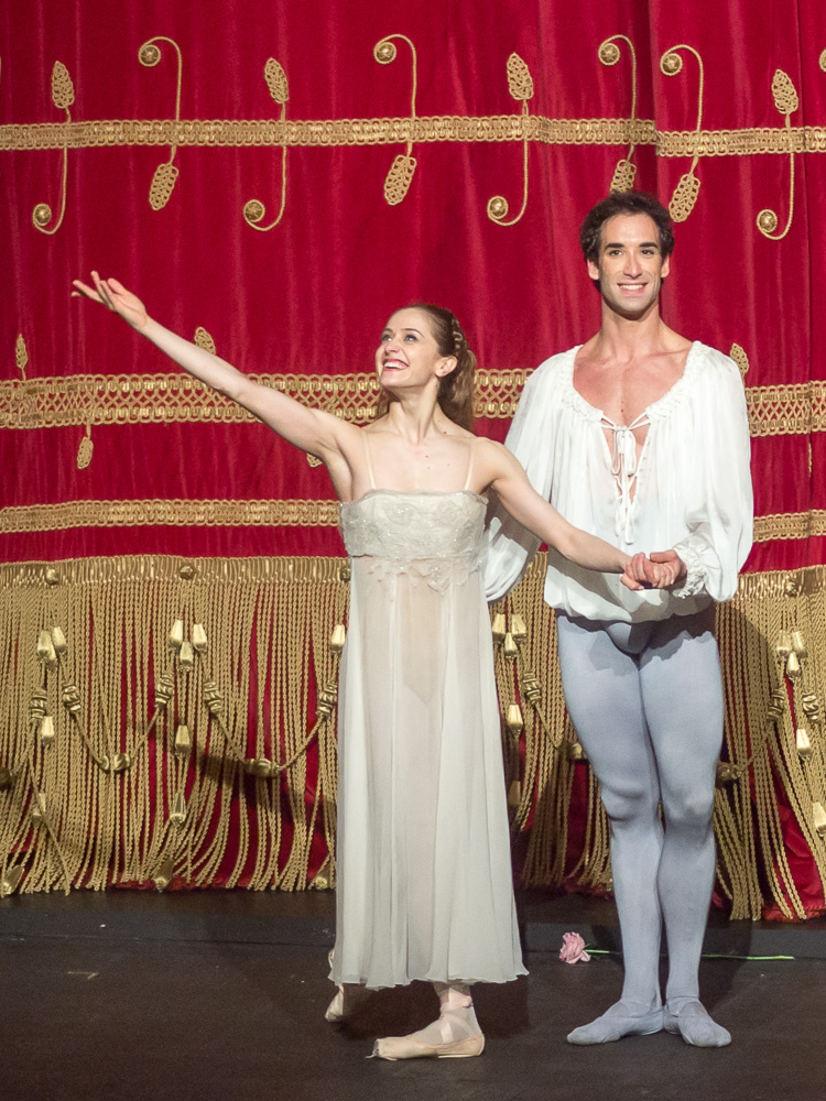 Thoughts on Marianela Núñez's life-affirming performance in Romeo and Juliet