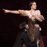 Marianela Nunez as Tatiana in the Royal Ballet's Onegin