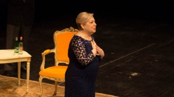 Happy 80th Birthday Mirella Freni… from La Scala – in photos and video