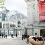 Project for the Royal Opera House open-up project