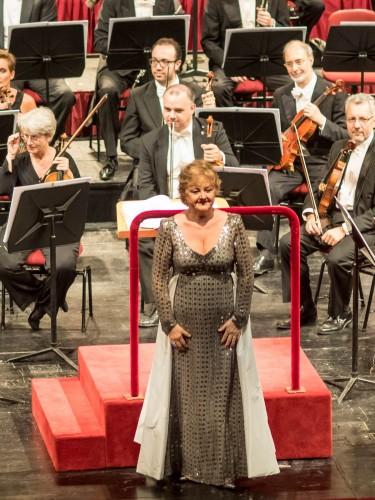 Edita Gruberova - The Three Queens - La Scala 2015