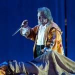Gregory Kunde as Otello and Olga Peretyatko as Desdemona - La Scala, photo by Matthias Baus