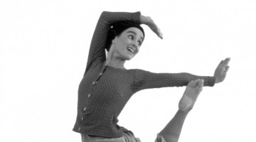 Pompea Santoro answers the Gramilano Questionnaire… Dancers' Edition