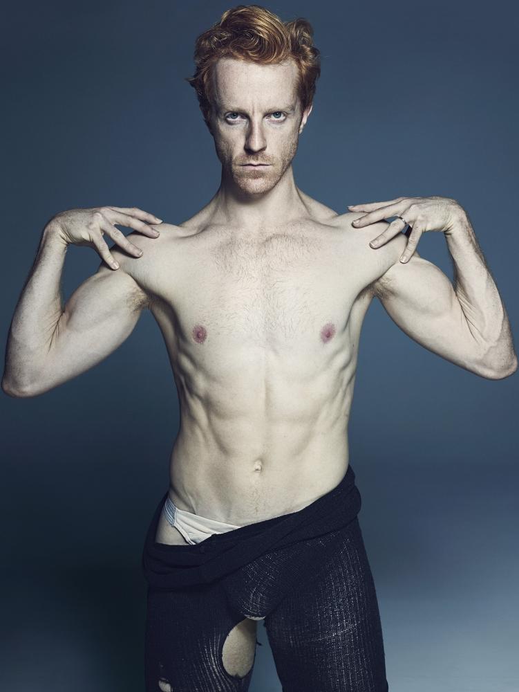 Very grateful Italy ballet nude men are not