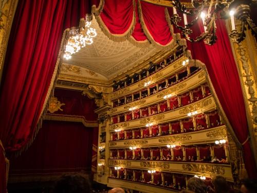 Teatro alla Scala in Milan - photo by Gramilano