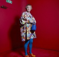 """Cross-dressing"" Grayson Perry to design front cloth for English National Ballet's female choreographers"