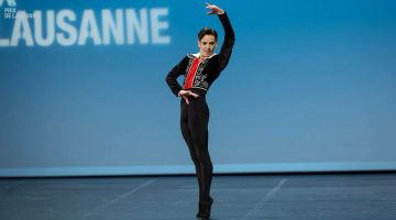 Jury members announced for the Prix de Lausanne 45th edition