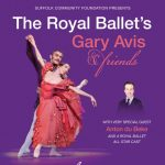 Gary Avis & his Royal Ballet Friends in Ipswich… dancing for a cause
