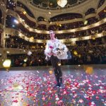 Ballet de Santiago's Principal Dancer Luis Ortigoza gives his farewell performance