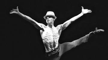 Cesar Corrales wins English National Ballet's Emerging Dancer Award 2016