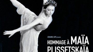 BALLET2000 Prix dedicates Cannes gala to Maya Plisetskaya