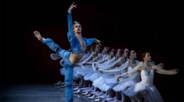 Andrey Ermakov answers the Gramilano Questionnaire… Dancers' Edition