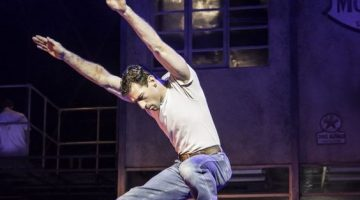 Dancer Jonathan Ollivier was killed by a minicab driver making a hands-free call