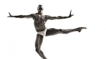 Joffrey Ballet's Fabrice Calmels joins IMG models