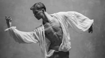 The Art of Movement – a glorious new book from NYC Dance Project