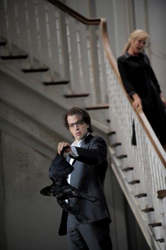 Luca Pisaroni in Le nozze di figaro in Salzburg photo by Monika Rittershaus