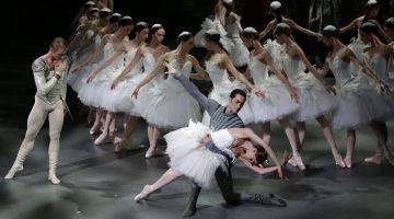 La Scala Ballet returns to Paris with Ratmansky's Swan Lake