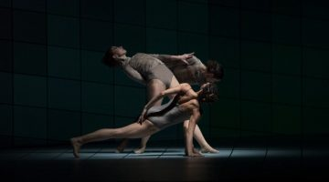 First glimpse of Wayne McGregor's new work, Multiverse, for The Royal Ballet