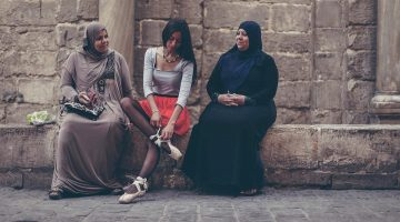 """Ballerinas of Cairo """"reclaiming the streets for women""""?"""