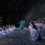 Backstage at the Nutcracker with The Royal Ballet on Christmas Day