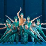 Photo gallery of Czech National Ballet's new production of The Little Mermaid