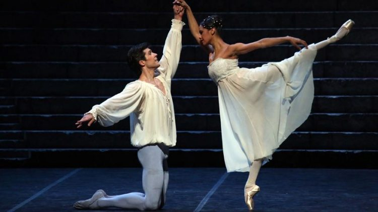 Misty-eyed for Misty Copeland at La Scala