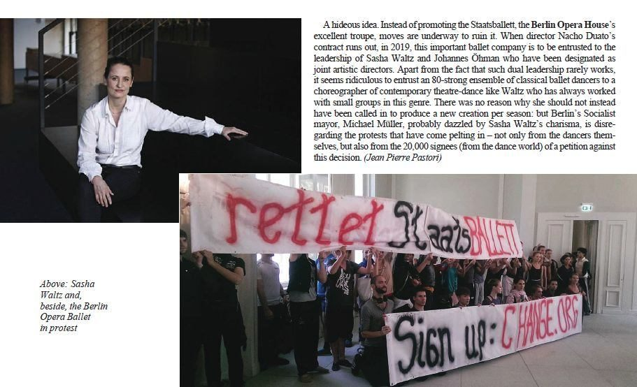 Ballet2000, Staatsballet