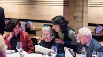 Composer György Kurtág celebrates his 91st birthday, and 70th wedding anniversary, with a Borletti-Buitoni Trust award