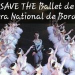 The Bordeaux National Ballet needs your support… please sign the petition