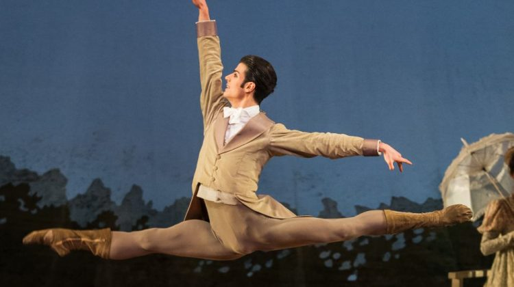 Meeting Davide Dato, the Italian ballet star who's finally hitting the headlines in his homeland
