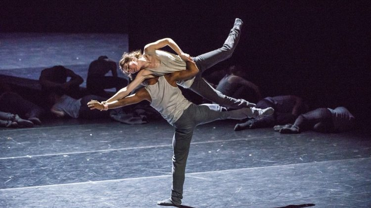 Photo album: First look at the new Crystal Pite ballet for The Royal Ballet