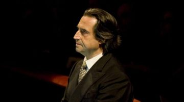 Interview with Riccardo Muti on the G7 Culture meeting as he asks, Who will guard the guardians?